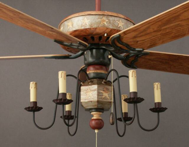 Homestead ceiling fan light kits ceiling fan ideas cf796 patriotic star homestead ceiling fans lighting and swarovskicordoba Gallery