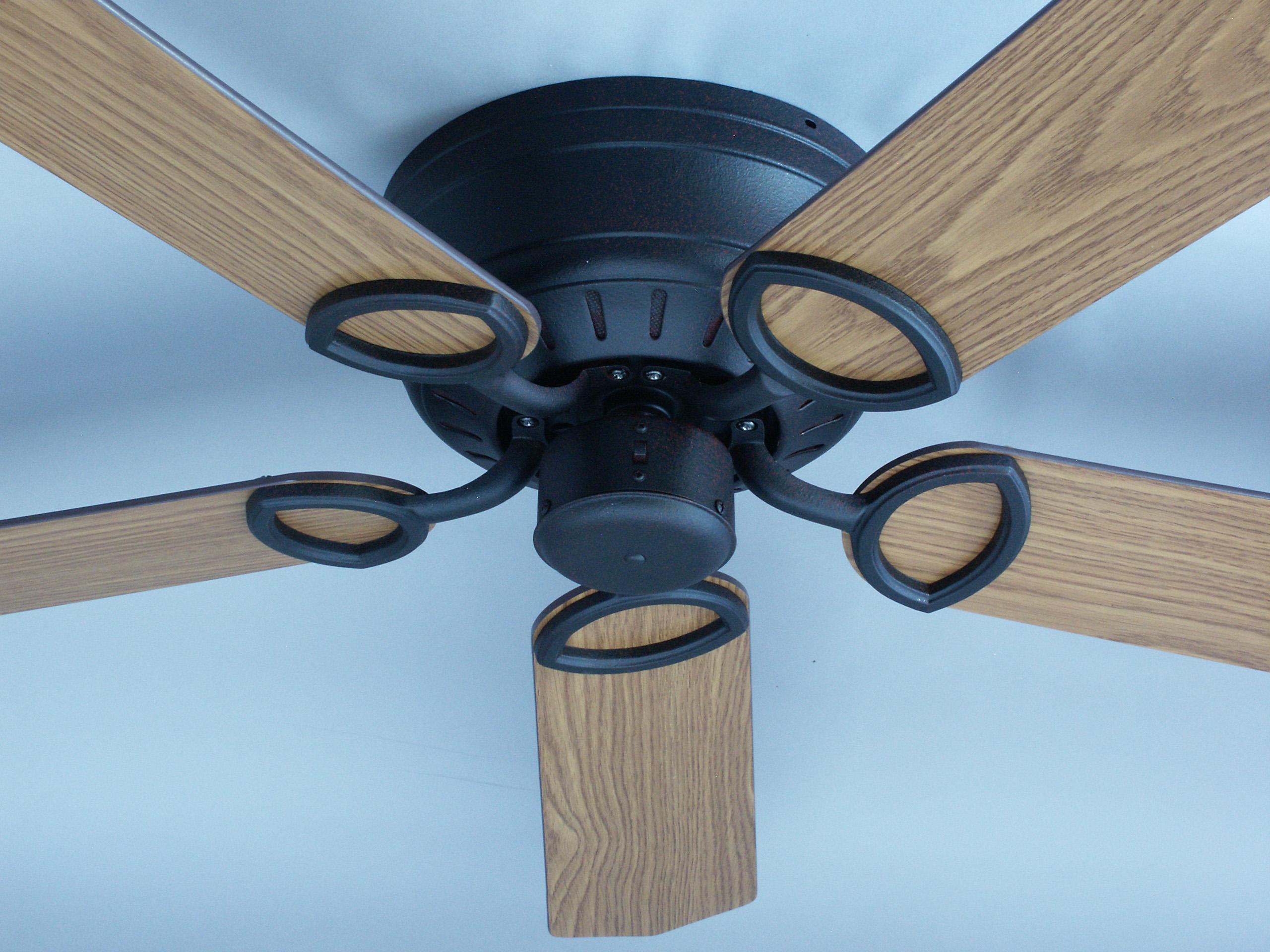 Manchester Primitive Ceiling Fan